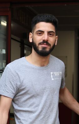 Trainee Omid