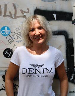 Freiwillige Margit Schönauer