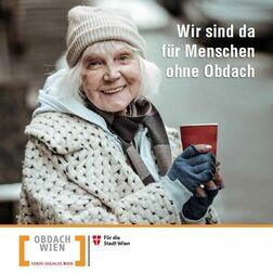 Obdach Wien Informationsbroschüre