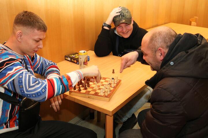 Schach matt. (Bild: FSW)
