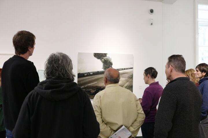 Ein gemeinsamer Museumsbesuch (Bild: FSW)