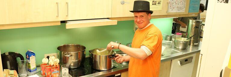 Koch des Tages Dennis (Bild: FSW)