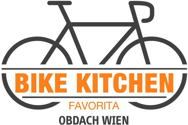 Bikekitchen Logo Mit Zusatz