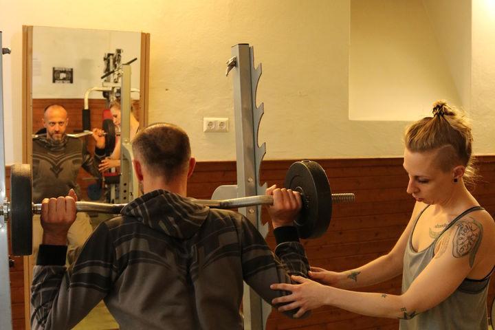 Das gemeinsame Training schafft Vertrauen. (Bild: FSW)