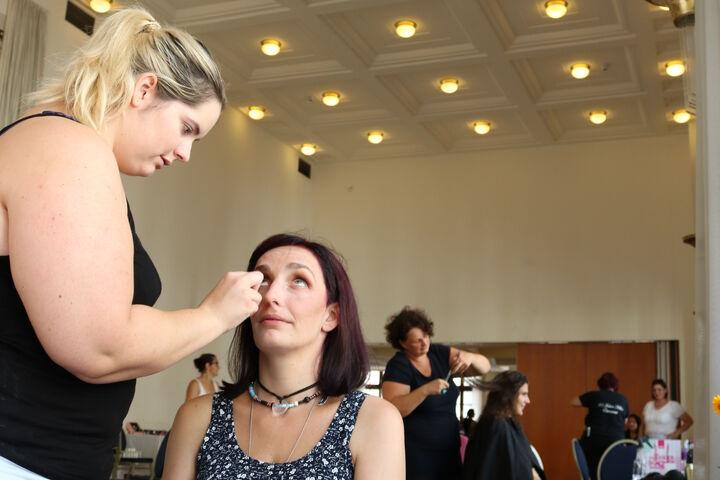 An fünf Stationen wurden die Frauen professionell betreut. (Bild: FSW)