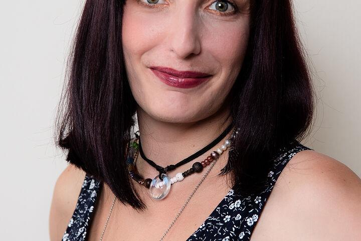 Sabrina mit neuer Frisur und Make-up. (Bild: Ablichterei e.U. Claudia Spieß)