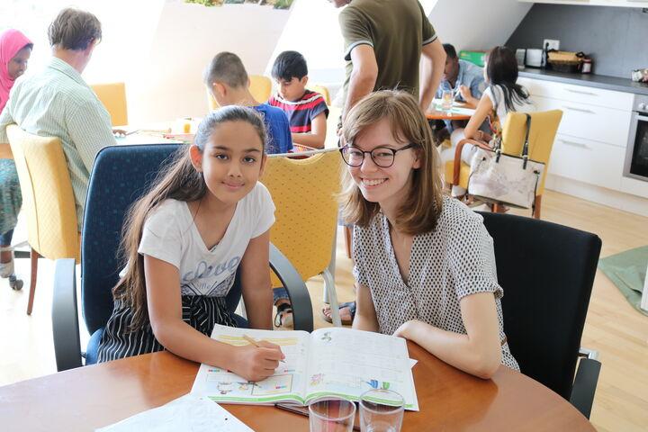Der Spaß kam beim Lernen nicht zu kurz (Bild: FSW)