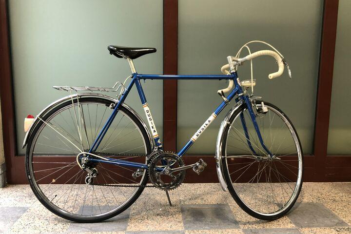 """Wer will das klassische Rennrad """"Dusika""""? (Bild: FSW)"""