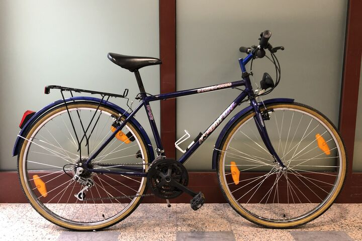 """Das sportliche """"Taifun""""-Rad sucht noch eineN neueN BesitzerIn (Bild: FSW)"""