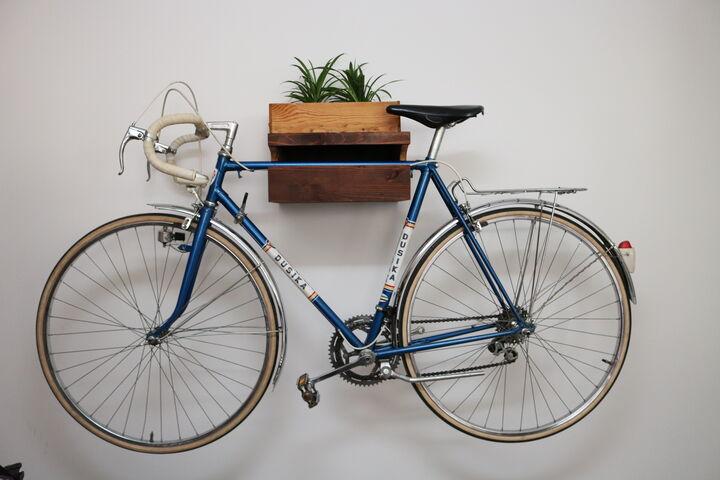 Auch als Deko macht sich so ein Rad ganz toll. (Bild: FSW)
