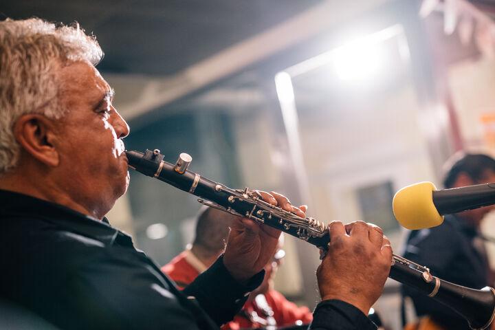 Straßenmusikgenuss für alle Festgäste. (Bild: Thomas Meyer Photography)