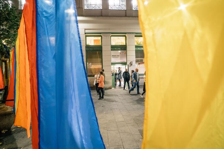 Willkommen im Tageszentrum Josi hieß es am 25.10. (Bild: Thomas Meyer Photography)