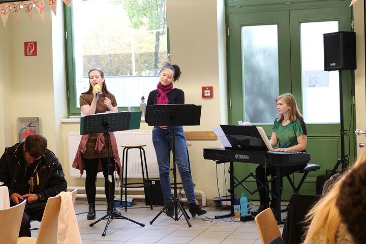 Gespielt wurden neben österreichischen Liedern auch internationale Klassiker.