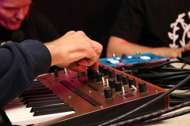 Der Sound wurde perfekt gemischt. (Bild: FSW)