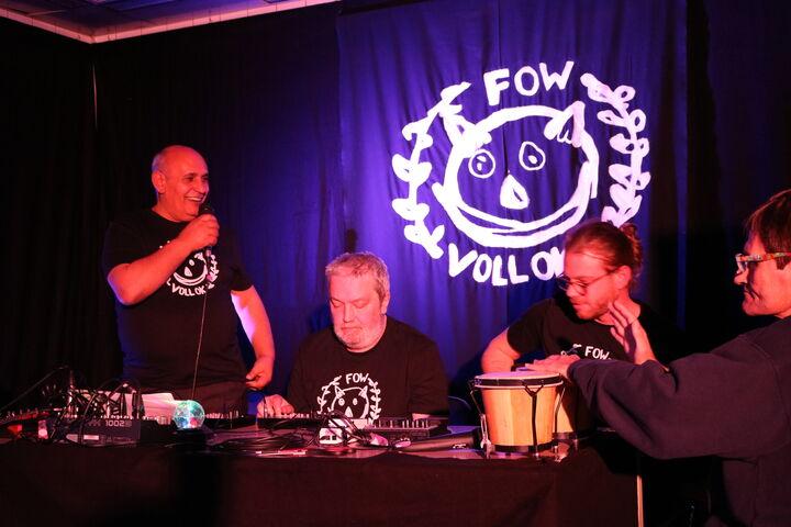 Verschiedene Instrumente und verschiedene Talente führen zu einem unverkennbaren Sound. (Bild: FSW)