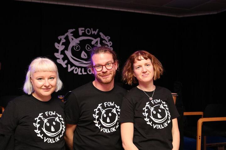 Das Team von Forum Obdach Wien. (Bild: FSW)