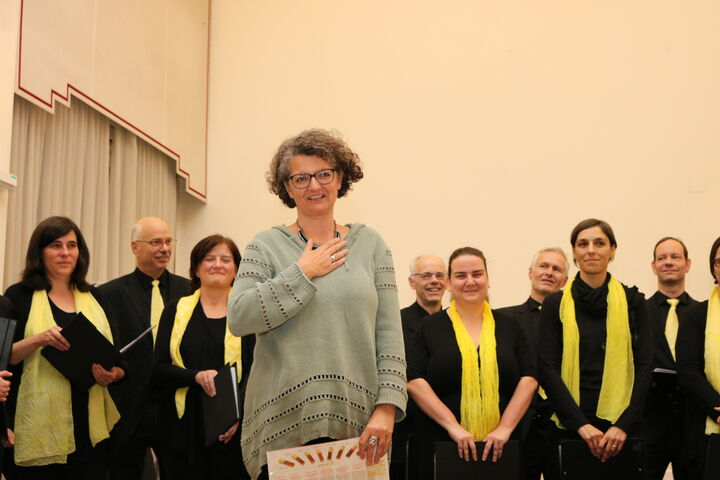 Monika Wintersberger Montorio dankt allen Beteiligten von Herzen. (Bild: FSW)