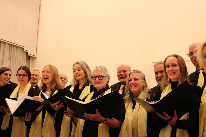Der Chor Persephone. (Bild: FSW)