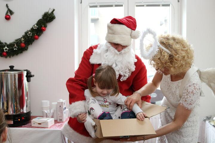 Dieses Geschenk wurde nicht ausgeliefert. (Bild: FSW)
