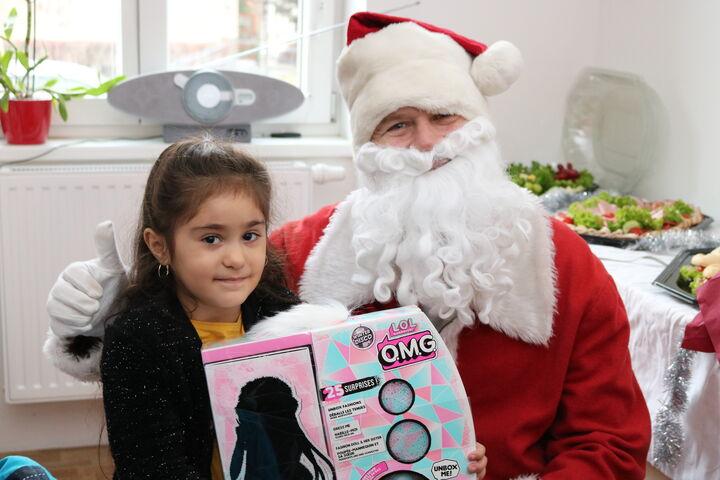 Ho ho ho! (Bild: FSW)
