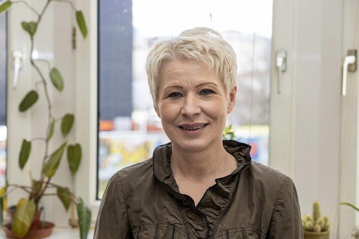 Anna P. erzählte über ihre Zeit im Obdach Gänsbachergasse. (Bild: FSW)