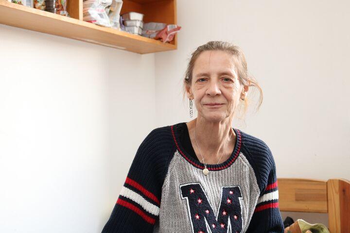Monika erzählt im Interview über die vergangenen Monate und ihre Zukunftswünsche. (Bild: FSW)