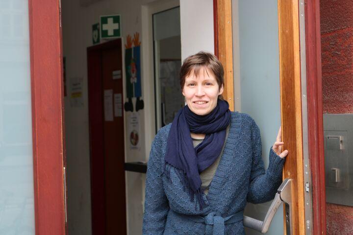 Gabriele Mechovsky leitet das Chancenhaus für Frauen. (Bild: FSW)