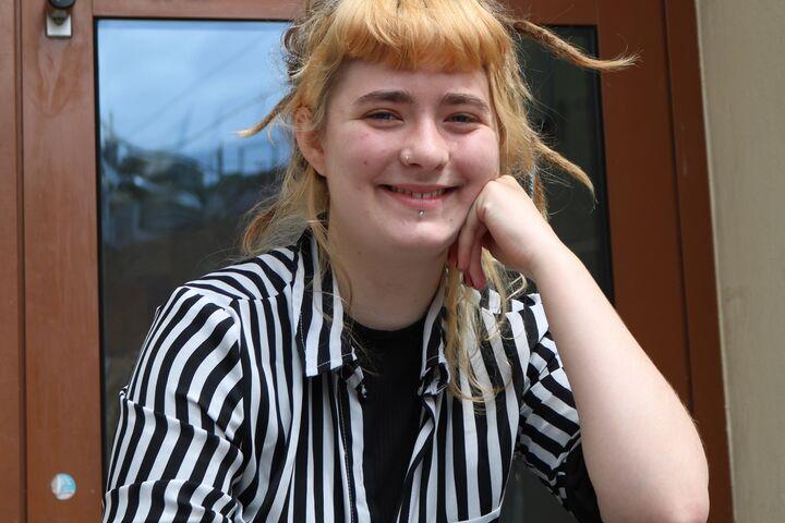 Lea will auch in Zukunft im Bereich der Wohnungs- und Obdachlosenhilfe arbeiten. (Bild: FSW)