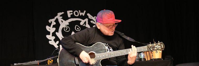 Viele alte und neue Musiktalente werden in der Musikgruppe von Forum Obdach Wien entdeckt. (Bild: FSW)