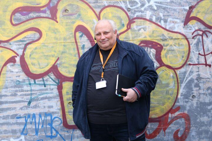 Franz Haberl arbeite als Peer bei Forum Obdach Wien. (Bild: FSW)
