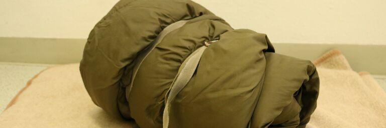 Schlafsäcke (Bild: FSW)