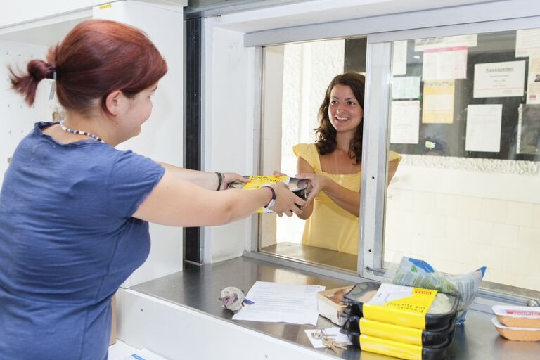 Freiwillige Mitarbeit (Bild: FSW)