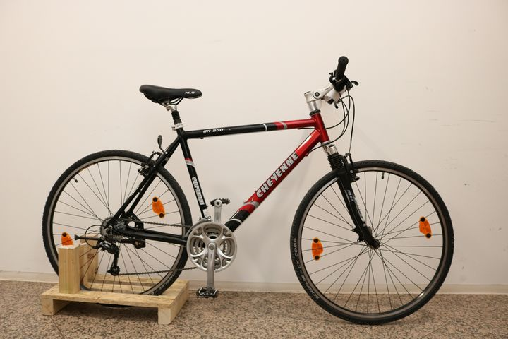 "Cheyenne - CR530, Herren Trekkingbike 28"", 3x8 Gang (Bild: FSW)"