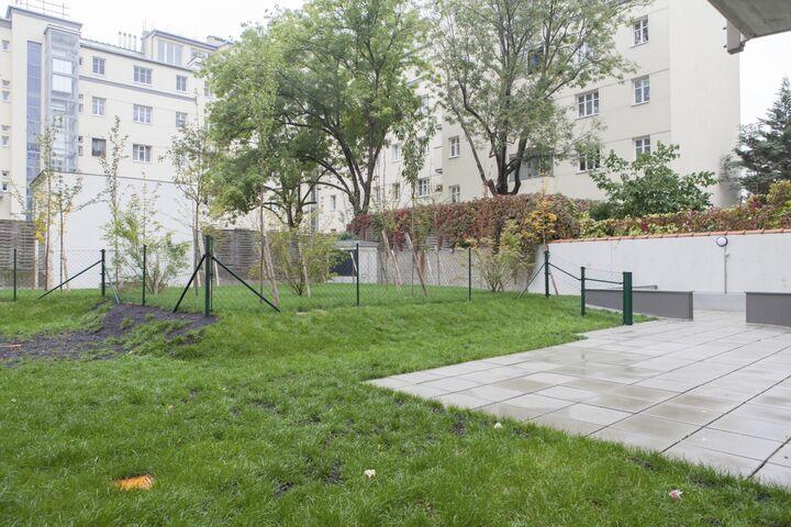 Obdach Handelskai Hof (Bild: FSW)
