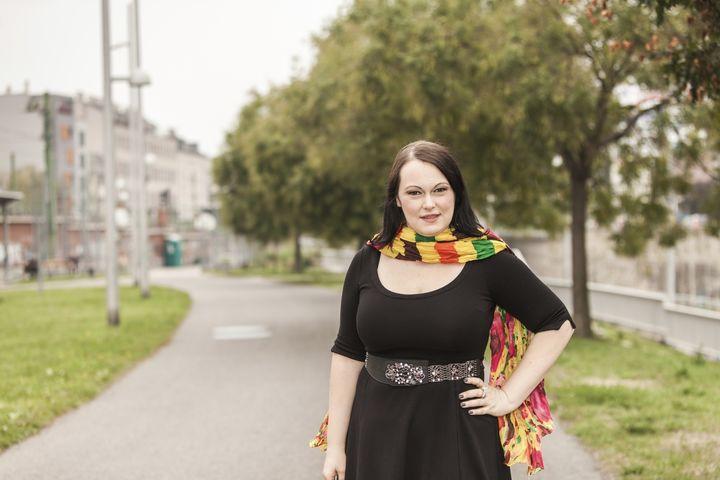 Sonya Thaler ist Controllerin bei Obdach Wien (Bild: FSW)