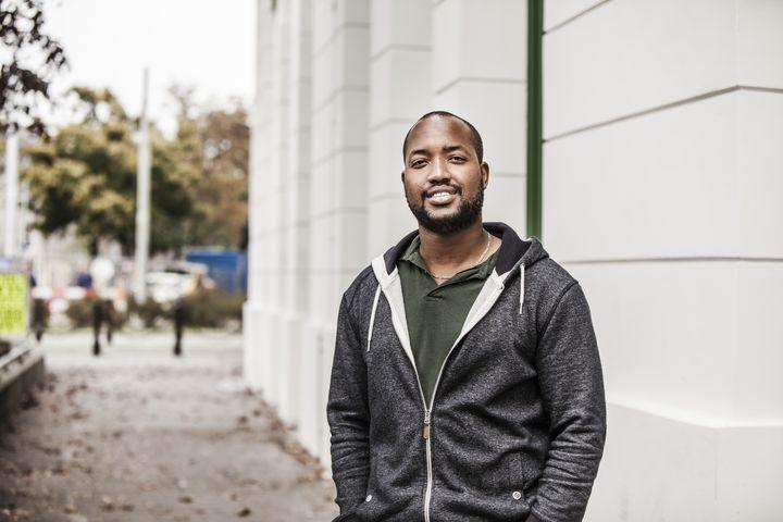 Franck Ngabonziza ist Betreuer im Obdach Josi (Bild: FSW)