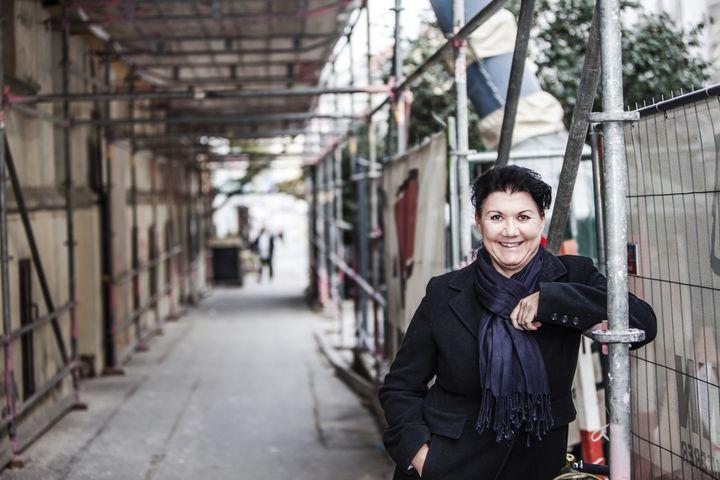 Karin Graf ist Teamleiterin von Obdach Leo (Bild: FSW)