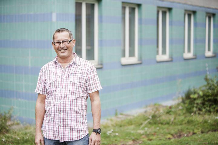 Manfred Horvath ist Betreuer im Obdach Gänsbachergasse (Bild: FSW)