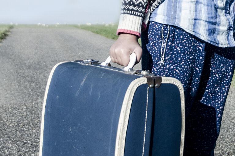 Hintergründe zu Flucht (Bild: iStock ©linephoto)