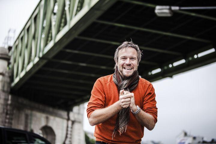 Rüdiger Johänntgen ist Spendenmanager bei Obdach Wien (Bild: FSW)