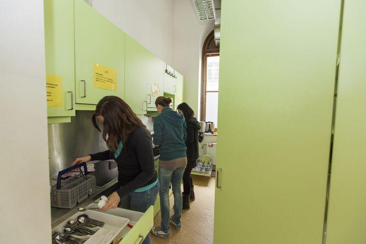 Obdach Ester Küche (Bild: FSW)