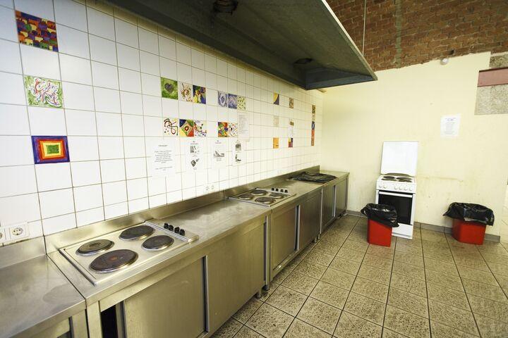 Obdach Josi Küche  (Bild: FSW)
