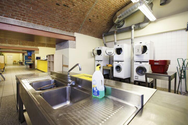 Obdach Josi Waschküche (Bild: FSW)