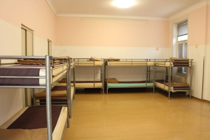 Obdach Apollogasse Ruheraum (Bild: FSW)