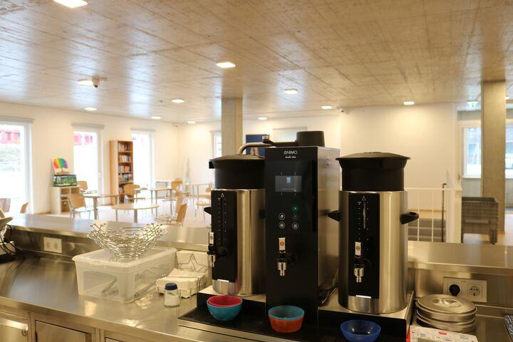 Obdach Ester Kaffeeküche (Bild: FSW)