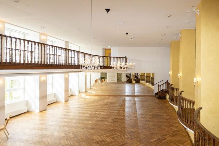 Das Erdgeschoss des WienZimmers. (Bild: FSW)