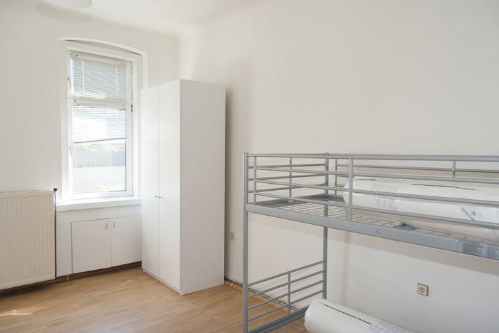Obdach Felberstraße Kinderzimmer (Bild: FSW)