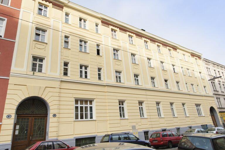 Obdach Wurlitzergasse (Bild: FSW)