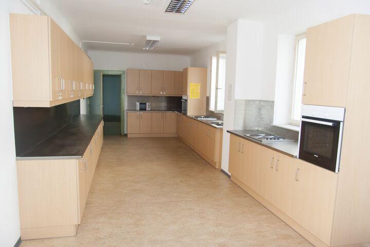 Obdach Wurlitzergasse Küche (Bild: FSW)