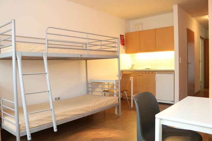 Obdach Arndtstraße Zimmer (Bild: FSW)